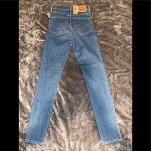 Levi's Jeans - Levi's sculpt mile high super skinny jeans